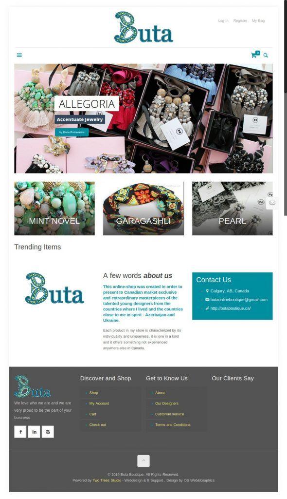 Buta Boutique