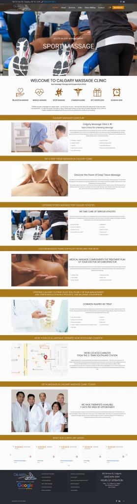 Calgary Massage Clinic