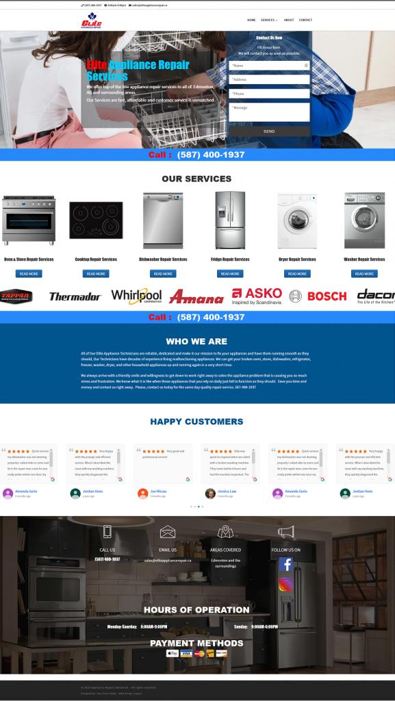 Elite Appliance Repair