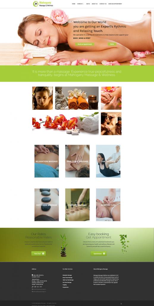 Mahogany Massage & Wellness
