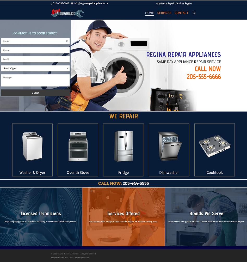 Regina Repair Appliances