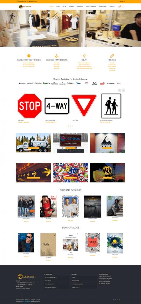 TS Signs