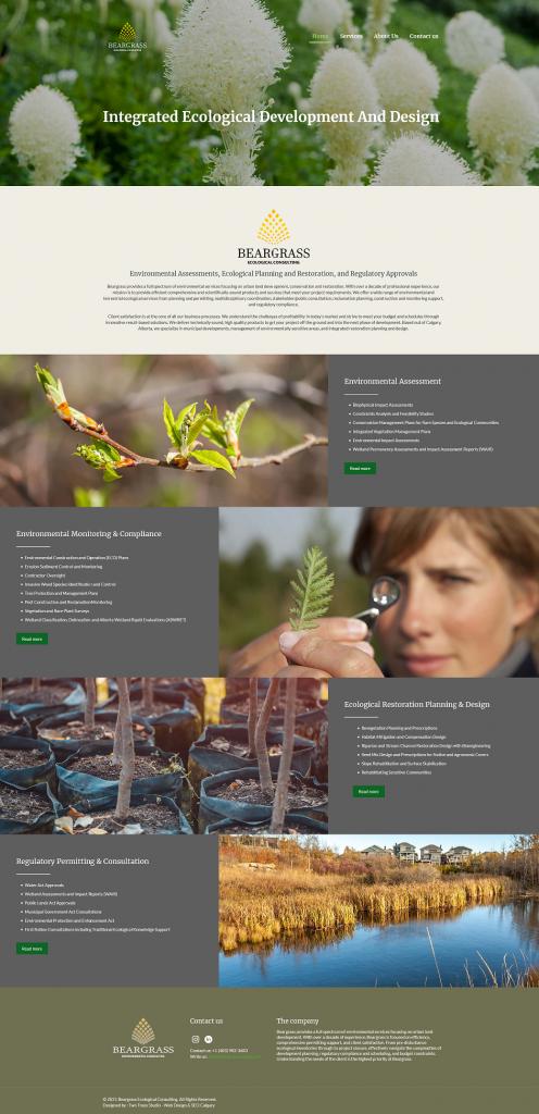 Beargrass Ecologic