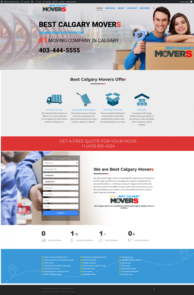 Best Calgary Movers